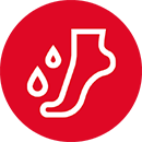 Fußpflege Icon